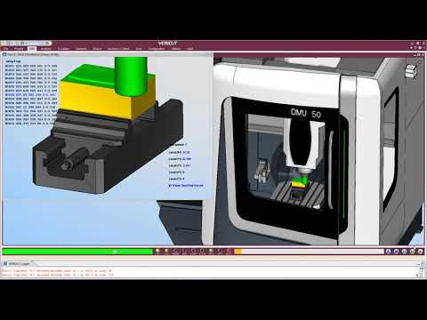 PowerMill to VERICUT Interface