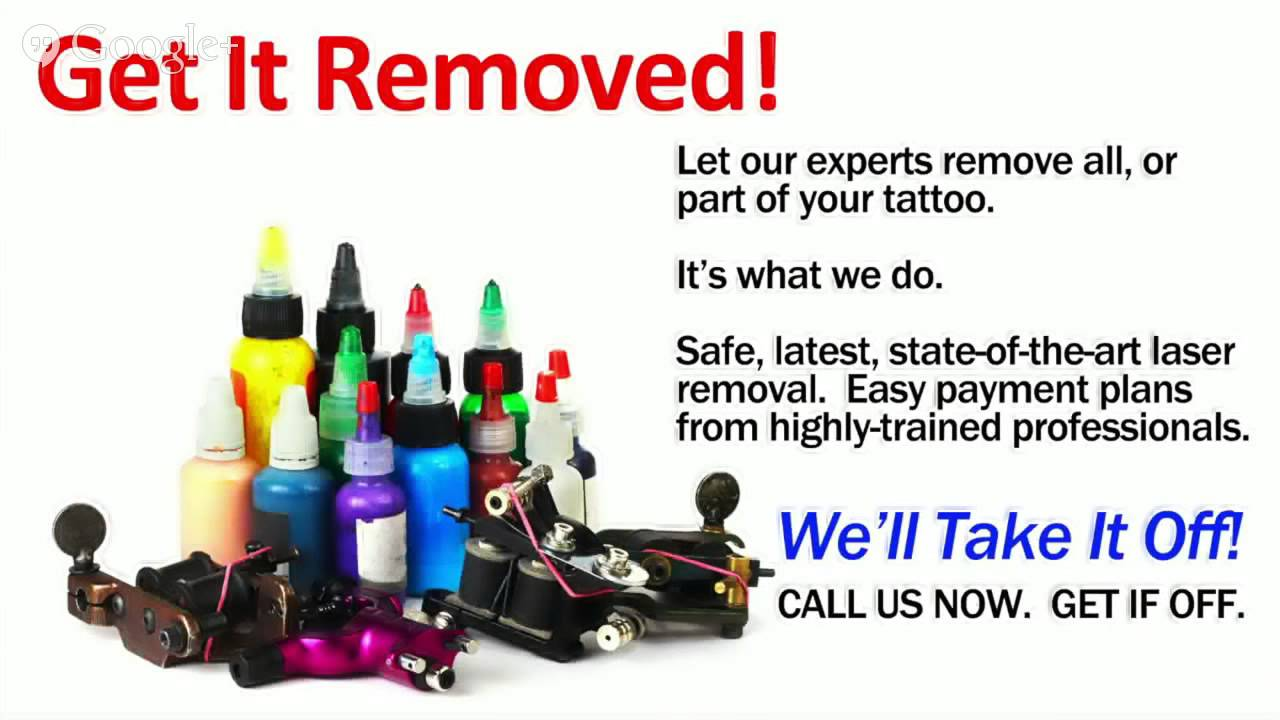 Columbia Tattoo Removal Choice for Columbia, SC - YouTube