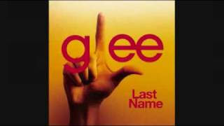 Watch Glee Cast Last Name feat Kristin Chenoweth video