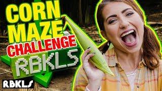 LEGO EPIC Corn Maze CHALLENGE – REBRICKULOUS