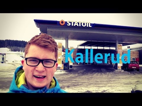 Statoil Kallerud - Musikkvideo