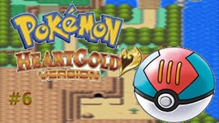 Una pokebola de pesca/Pokemon Heart Gold #6