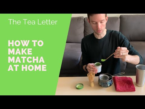 How to Make Matcha At Home | Everything You Need to Know About Homemade Matcha!