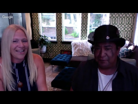 Pinklight Project Interview with Angelo Rezabilly of the Tohono O'odham reservation in Arizona