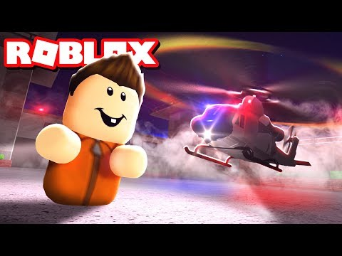 CRIMINAL BABY ESCAPES PRISON! - Roblox Jailbreak Roleplay