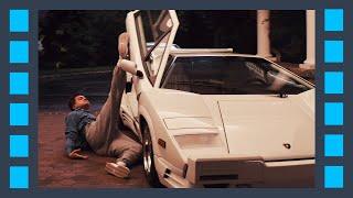 Под наркотой. Ползком до машины — Волк с Уолл - стрит (2013) сцена 7/8 HD