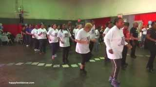 PASSION  Line Dance by: Harlem Smooth Movers