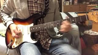 KUWATA BAND スキップビート ギターソロ.