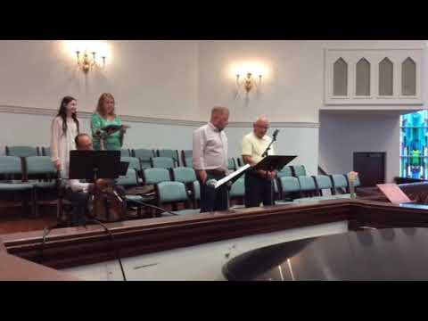 O Worship The King 8/19/18 Opening Hymn 11am; Organ: Ryland Brown