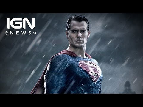 Justice League: Henry Cavill Posts Mysterious Superman Image - IGN News