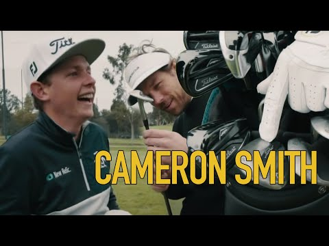 Genesis Open Pro-Am at Riviera with Cameron Smith
