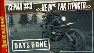 МНОГО ВОПРОСОВ — Days Gone  Прохождение 3