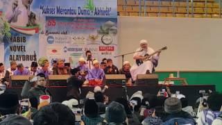 Gitaris tua KH.Tengku Zulkarnain - Titip Rindu Buat Ayah (di Korea Selatan )