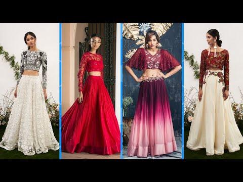Shaadi Season Series Part-1 || Modern & Elegant Lehenga Choli Designs Ideas 2019-2020