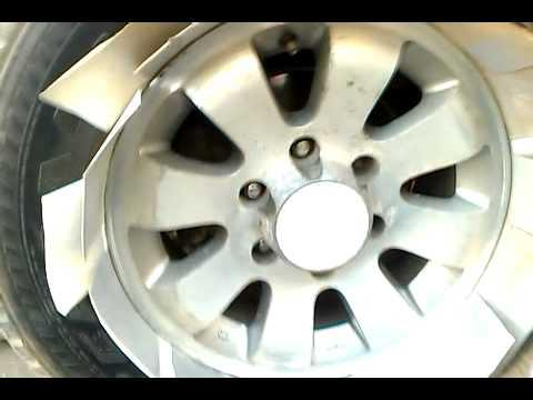 Como pintar rines de aluminio facil y rápido - YouTube