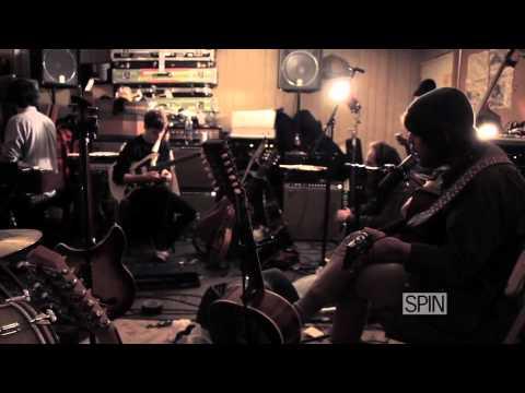 In the Studio: Fleet Foxes