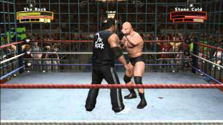 CGR Undertow - WWE: LEGENDS OF WRESTLEMANIA for Xbox 360 Video Game Review