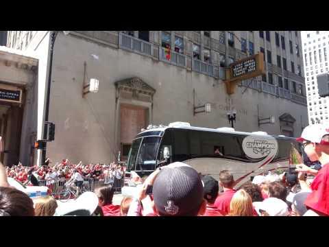 2013 Blackhawks Parade Chicago