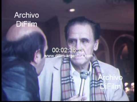 DiFilm  Jorge Jacobson entrevista a Armando Bo 1981