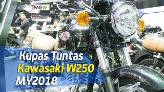 Kupas Tuntas Fisik Kawasaki W250