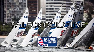 Paralympic Sail For Gold Live - Day 5 - with Stephen Park, Helena Lucas, Hannah Stodel