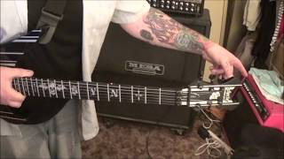 BODY COUNT - COP KILLER - Guitar Lesson by Mike Gross