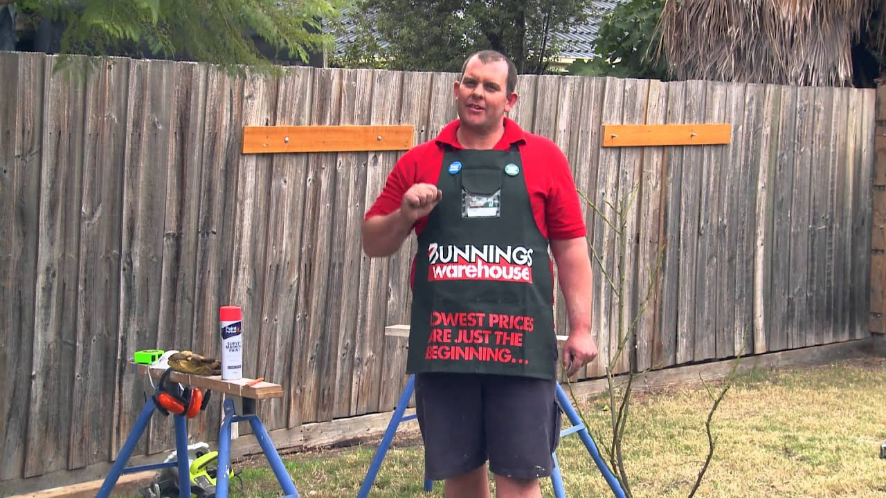 How To Build A Garden Bed Diy At Bunnings Youtube
