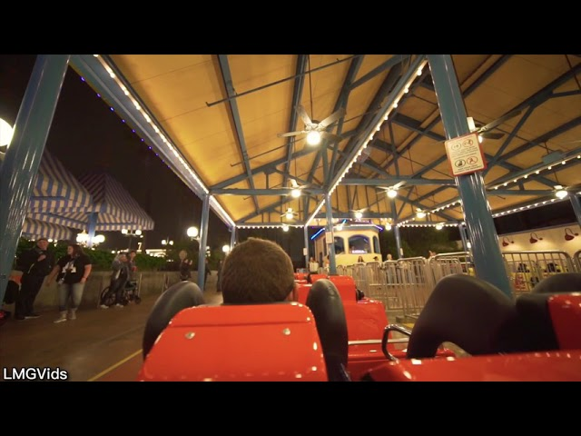 LAST RIDE - California Screamin POV last ride ever 2018 Disney California Adventure
