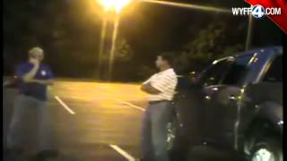 Raw video: Dabo Swinney traffic stop
