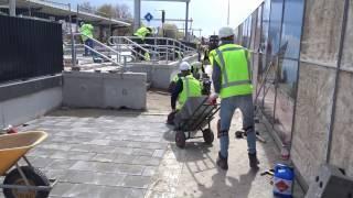 Dag 10 werkspoor Assen Video op 25-04-2017
