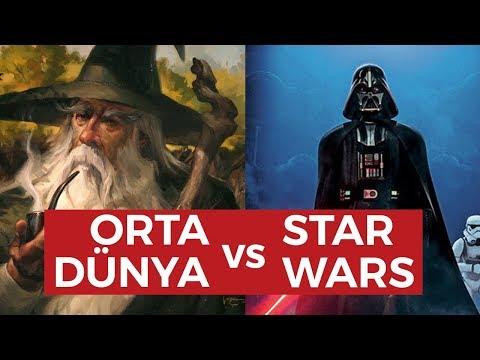 ORTA DÜNYA vs STAR WARS