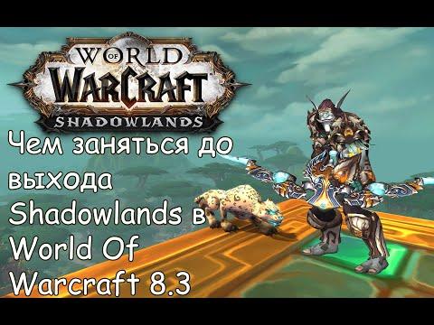 Чем заняться до выхода Shadowlands в World Of Warcraft 8.3 | Ачивки, Маунты и прочее