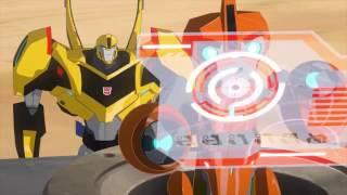 Трансформеры: Скрытые роботы (сериал 2015) - Мультфильм Трейлер