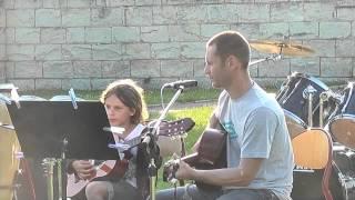 2014 06 18 Audition 10, guitare, Oralie