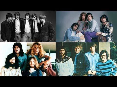 Top 100 Classic Rock Songs