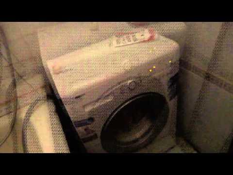 Видеозапись BEKO стиральная машина ( Беко ) обзор, отзыв