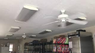 "52"" Harbor Breeze Classic Style Ceiling Fan x2"
