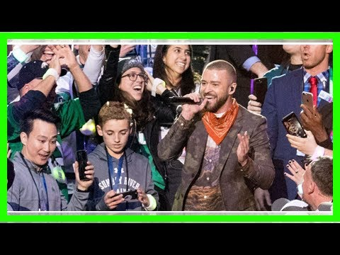 Breaking News   It's Gonna Be May: Justin Timberlake Announces Sacramento Show