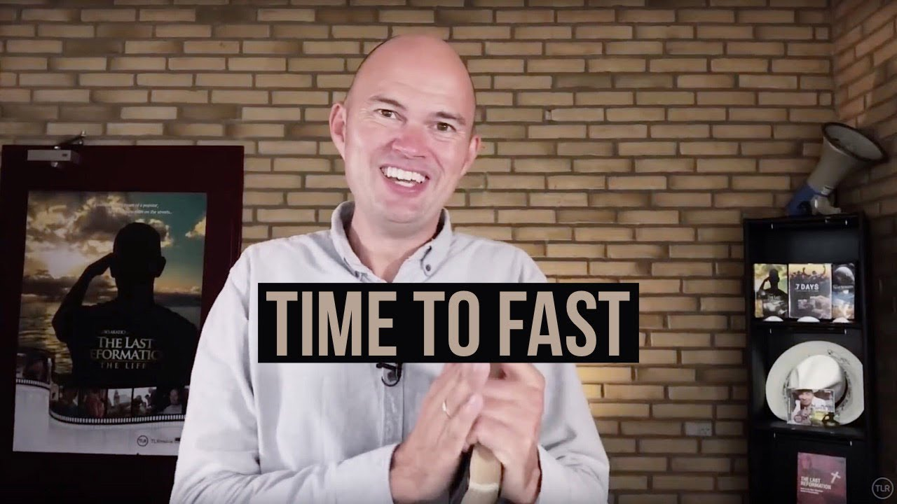 Is it possible to baptize in fasting