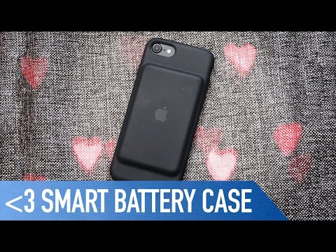 Why I love Apple's iPhone Smart Battery Case