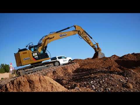 CAT 320EL RR Excavator
