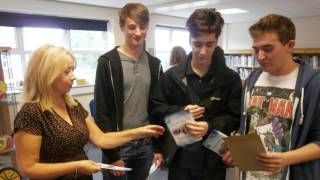A-Level & GCSE Results 2015