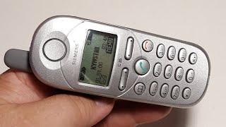 Siemens C35 Ретро телефон из 2000 года. Спустя 20 лет ...