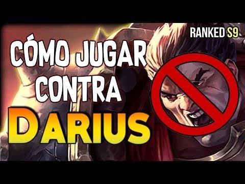 Cómo jugar contra DARIUS en TOP (GUÍA ACTUALIZADA League Of Legends) thumbnail