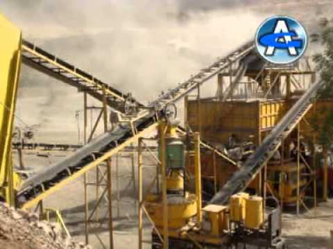 Akashganga VSI Crusher for Producing Artificial sand & Cubical Aggregates