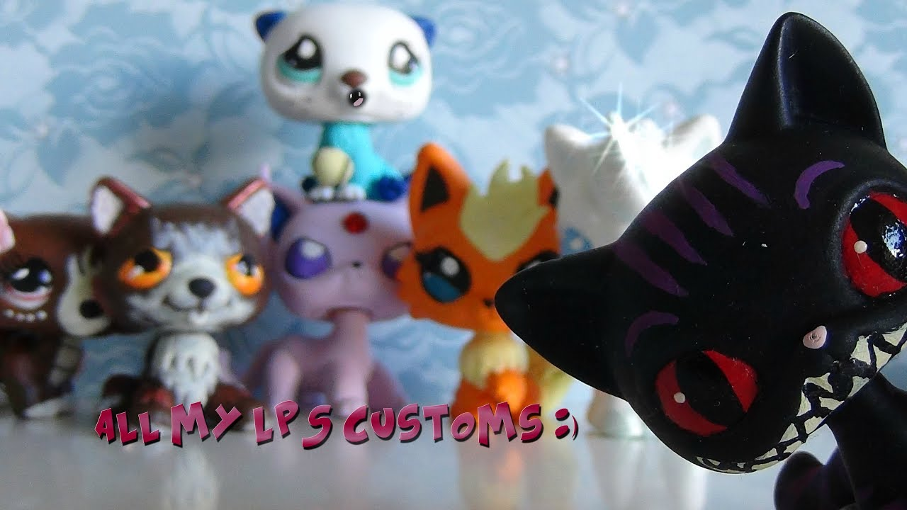 all my custom