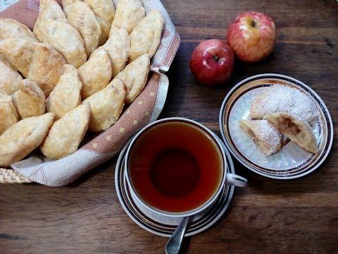Пирожки с яблоками (невероятно вкусные!)