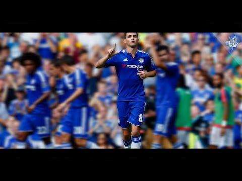 Oscar Dos Santos | Chelsea FC | Skills, Goals, Assists ● 2015 ●
