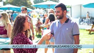 ArtWalk Liberty Station - TV Commercial 2018