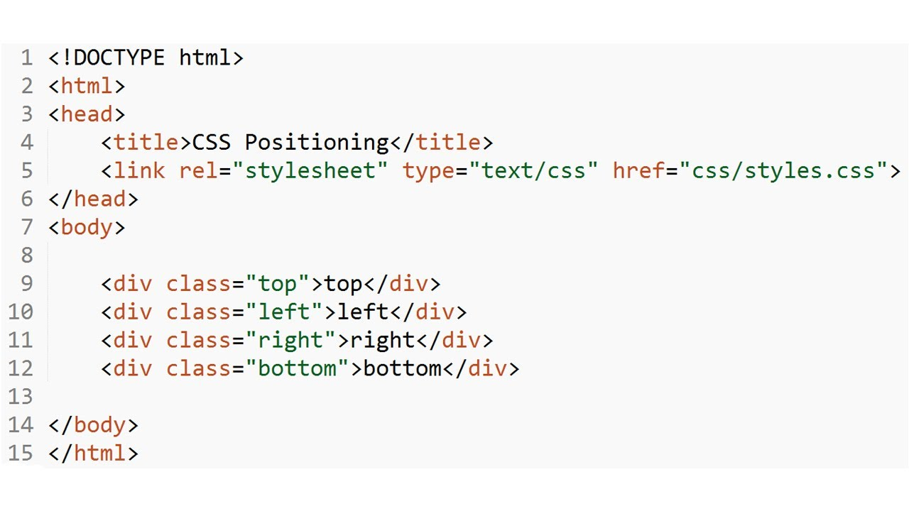 Css position top bottom join. happens